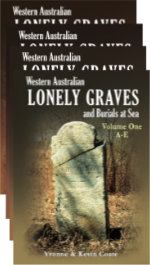 WA Lonely Graves Volume